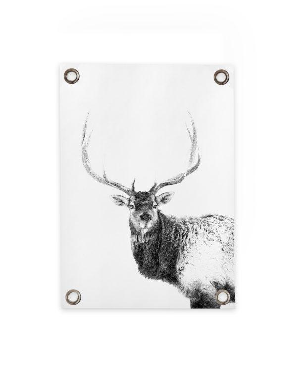 242051-SIPP-Outdoor-Tuinposter-Deer-vrijstaand.jpg
