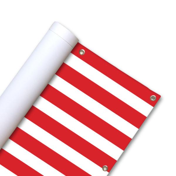 84828-Balkonscherm-Gestreept-rood.jpg