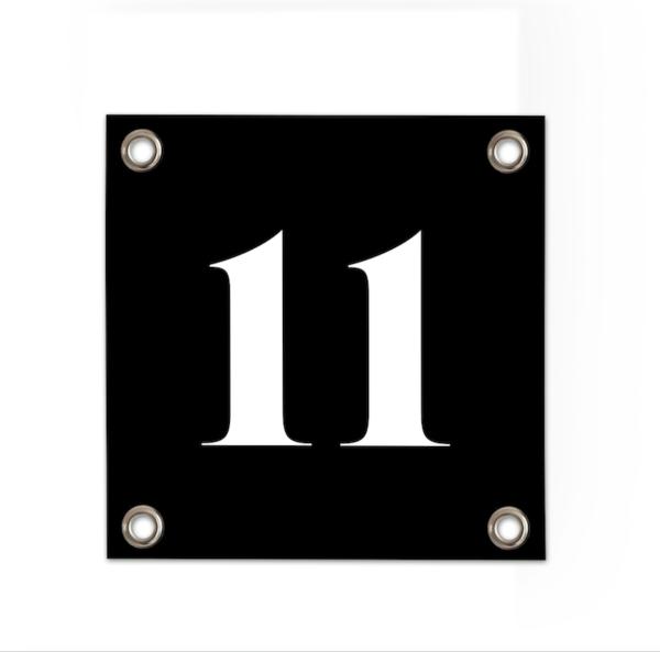 Huisnummer-11-vierkant-zwart.png