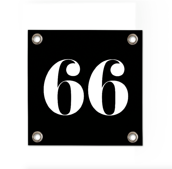 Huisnummer-66-vierkant-zwart-sipp-outdoor.png