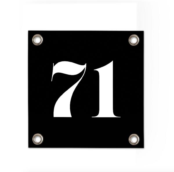 Huisnummer-71-vierkant-zwart-sipp-outdoor.png